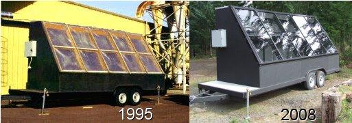 Solar Kiln Information Oregon Wood Innovation Center